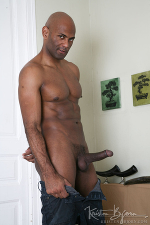 Black gays swallowing big dicks and fucking with each other. - XXXonXXX - Pic 16