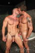 Muscular dudes just love to fuck with each other…