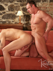 He just loves to shove his big cock inside his - XXXonXXX - Pic 7