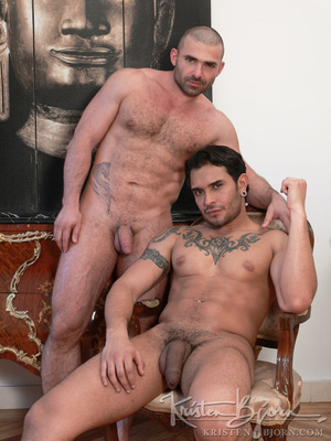 Hairy gay just loves to get his gorgeous ass hardcore pounded. - XXXonXXX - Pic 2