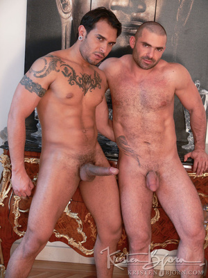 Hairy gay just loves to get his gorgeous ass hardcore pounded. - XXXonXXX - Pic 7