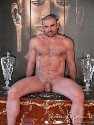 Hairy gay just loves to get his gorgeous ass hardcore pounded. - XXXonXXX - Pic 8