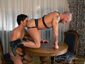 Guys just love to fuck with each other in a rough way. - XXXonXXX - Pic 16