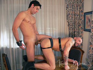 Guys just love to fuck with each other in a rough way. - XXXonXXX - Pic 19