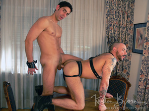 Guys just love to fuck with each other in a rough way. - XXXonXXX - Pic 20