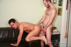 Gay beauty just loves to get hardcore hammered by his athletic boyfriend. - XXXonXXX - Pic 6