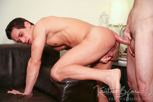 Gay beauty just loves to get hardcore hammered by his athletic boyfriend. - XXXonXXX - Pic 19
