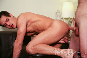 Gay beauty just loves to get hardcore hammered by his athletic boyfriend. - XXXonXXX - Pic 22