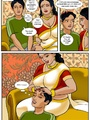 Dirty Indian housewife giving a handjob - Picture 2