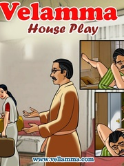 Horny Indian dude in glasses drilling hot chick - Picture 1