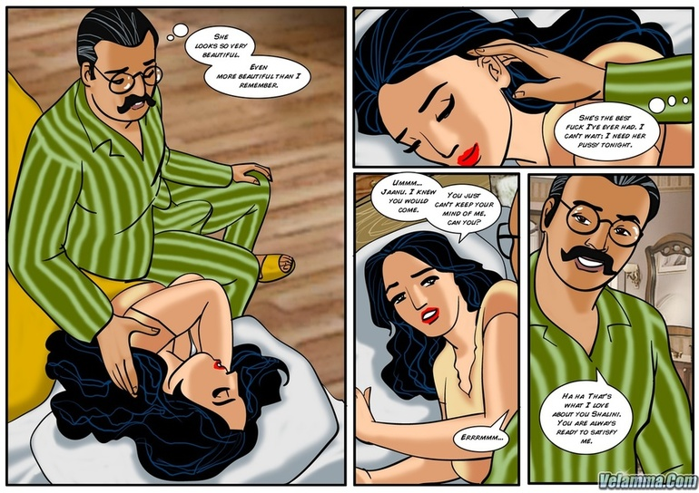Horny Indian dude in glasses drilling hot chick - Picture 3