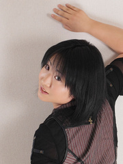 Wonderful Asian teen chicks pose - Sexy Women in Lingerie - Picture 6