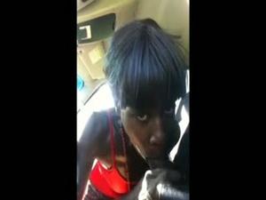 Ebony girls giving sloppy blowjobs professionally - XXXonXXX - Pic 2