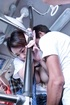 Guys tackle cute school girl in bus fingering and…