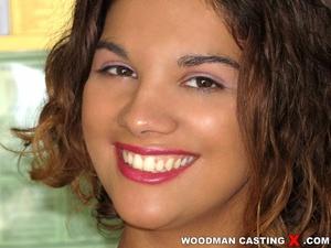Seductive brunette hotties enjoy taking [art in porn castings - XXXonXXX - Pic 12