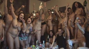 Luscious czech girls getting ready to get hardcore fucked in an orgy. - XXXonXXX - Pic 3