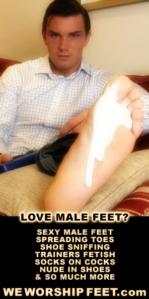 These gorgeous guys just love to display their magnificent feet. - XXXonXXX - Pic 3