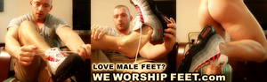 Randy dudes displaying their magnificent feet lusciously. - XXXonXXX - Pic 3