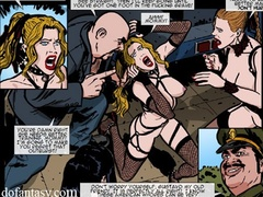 Horny Master trying to choose the best - Cartoon Sex - Picture 2