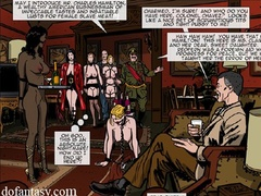Horny Master trying to choose the best - Cartoon Sex - Picture 3
