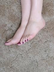 Blonde teen with bushy pussy undresse to show off - XXXonXXX - Pic 17