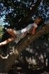 Lovely teeny with fair hair undresses to climb a tree