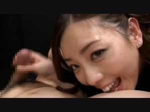 Dirty Asian bitch playing with dude's cock bound in karada style - XXXonXXX - Pic 6