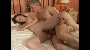 Skinny red milf with shaggy snatch getting it licked and drilled while her husband's out - XXXonXXX - Pic 5