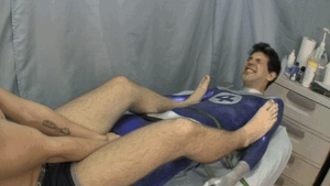 Muscular guys with luscious feet punishi - XXX Dessert - Picture 7
