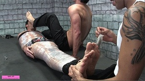 Horny guys pleasuring each others dick w - XXX Dessert - Picture 2