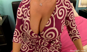 Slutty blonde mom with huge melons getting pounded hard in various poses - XXXonXXX - Pic 4