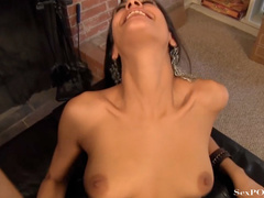 Pretty latina babe showing off her stretched pussy - XXXonXXX - Pic 16