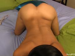 Hot latina vixen screaming while being fucked on - XXXonXXX - Pic 13