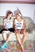 Susan D and Saskia D eighteen