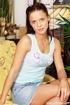 Eva J brunettes