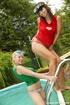 Carola and Kessy pics