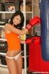 Tina C sporty