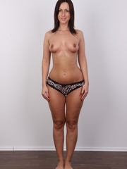 Hot brunette with sexy full hips, soft - XXX Dessert - Picture 9