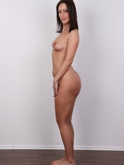 Hot brunette with sexy full hips, soft - XXX Dessert - Picture 15