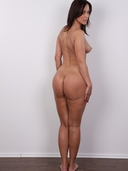 Hot brunette with sexy full hips, soft - XXX Dessert - Picture 17