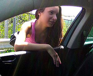 Busty teen gals offering fucking to pay for free lift - XXXonXXX - Pic 1