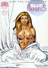 Busty toon hotties from Blue Panels comics…