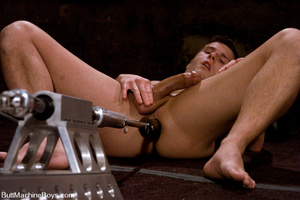 White young dude gets his tight butt rip - XXX Dessert - Picture 14