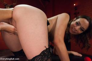 Cute wide ass babes enjoy fisting ass an - XXX Dessert - Picture 13