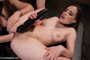Slut gets her butthole expanded after ho - XXX Dessert - Picture 7