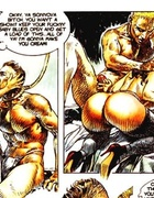 Awesome adult bdsm comics with a mistress and her…