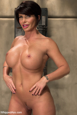 Sweet tits chick chained, spanked and se - XXX Dessert - Picture 12