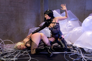 Hot blonde and brunette licking cunts, s - XXX Dessert - Picture 15