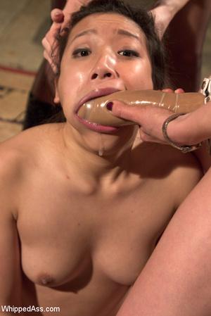 Blondes and friend tie up chick, dominat - XXX Dessert - Picture 14
