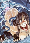 Amazing manga comics with girls getting screwed all holes with tentacles